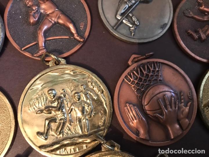 Coleccionismo: Medallas deportivas. - Foto 25 - 152718576