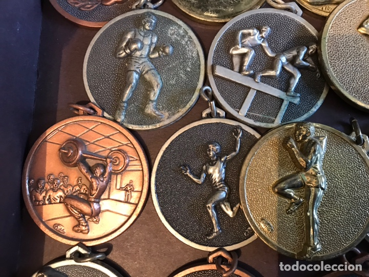 Coleccionismo: Medallas deportivas. - Foto 28 - 152718576