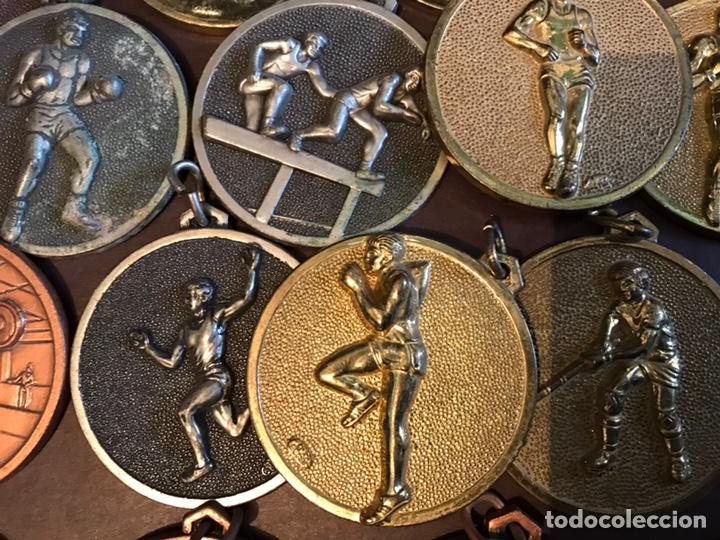 Coleccionismo: Medallas deportivas. - Foto 29 - 152718576