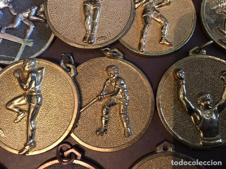 Coleccionismo: Medallas deportivas. - Foto 30 - 152718576