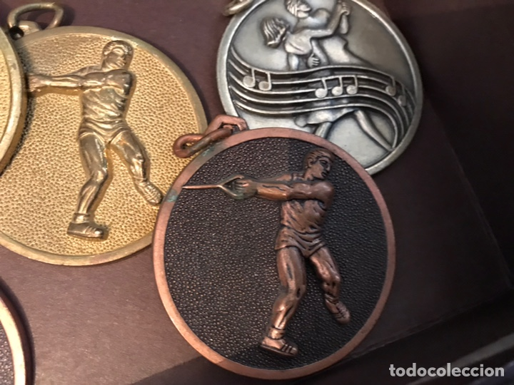 Coleccionismo: Medallas deportivas. - Foto 40 - 152718576