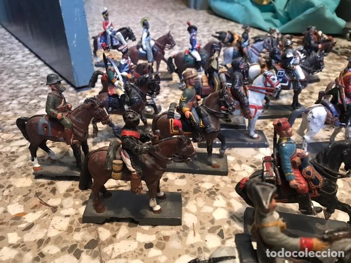 Coleccionismo: Soldados a caballo. Coleccion - Foto 2 - 152718878
