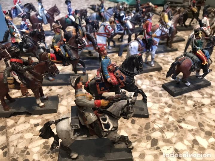 Coleccionismo: Soldados a caballo. Coleccion - Foto 3 - 152718878