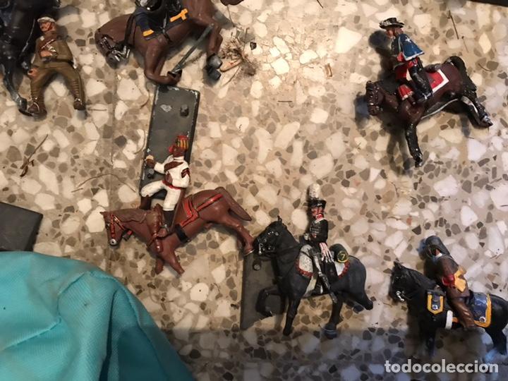 Coleccionismo: Soldados a caballo. Coleccion - Foto 4 - 152718878