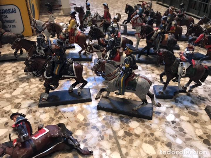Coleccionismo: Soldados a caballo. Coleccion - Foto 6 - 152718878