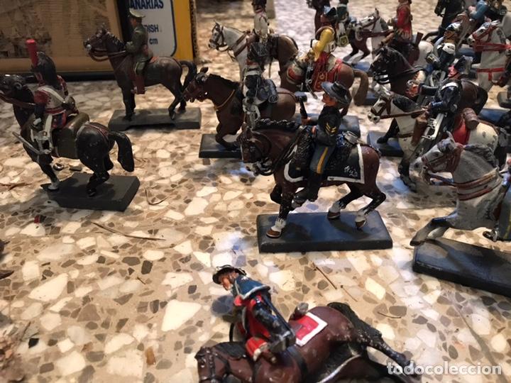 Coleccionismo: Soldados a caballo. Coleccion - Foto 8 - 152718878