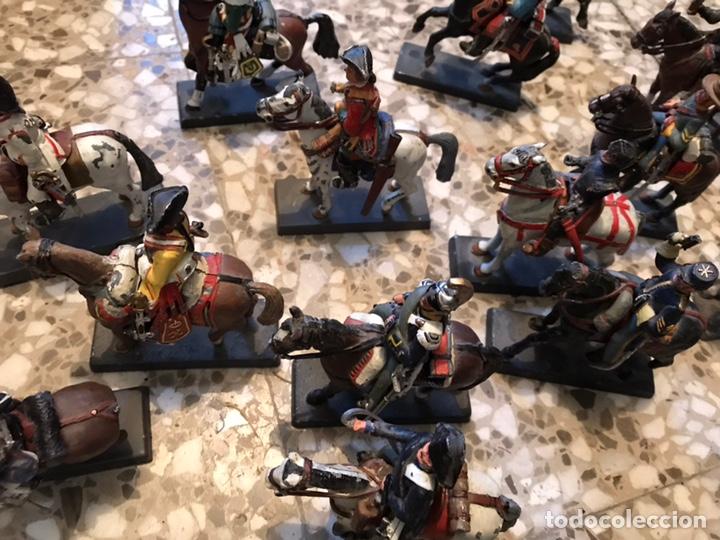 Coleccionismo: Soldados a caballo. Coleccion - Foto 10 - 152718878