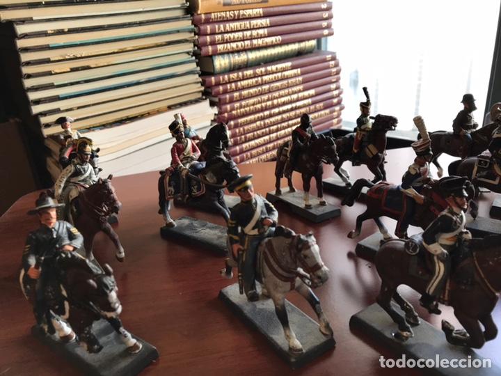Coleccionismo: Soldados a caballo. Coleccion - Foto 13 - 152718878