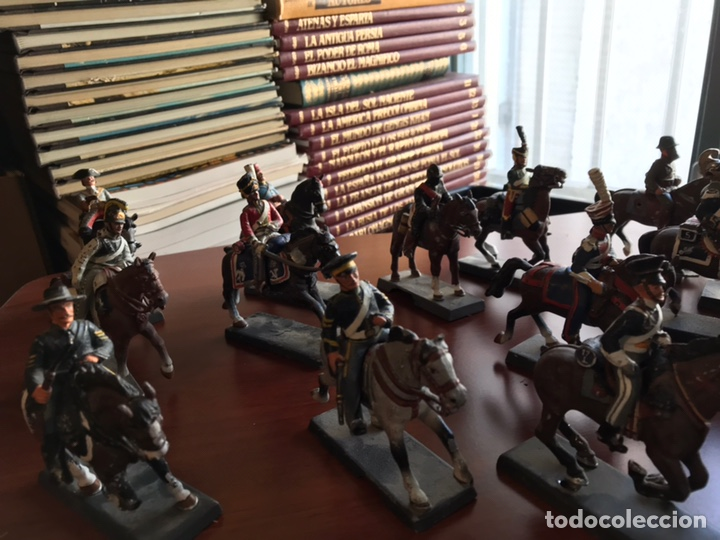 Coleccionismo: Soldados a caballo. Coleccion - Foto 14 - 152718878
