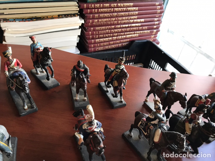 Coleccionismo: Soldados a caballo. Coleccion - Foto 17 - 152718878