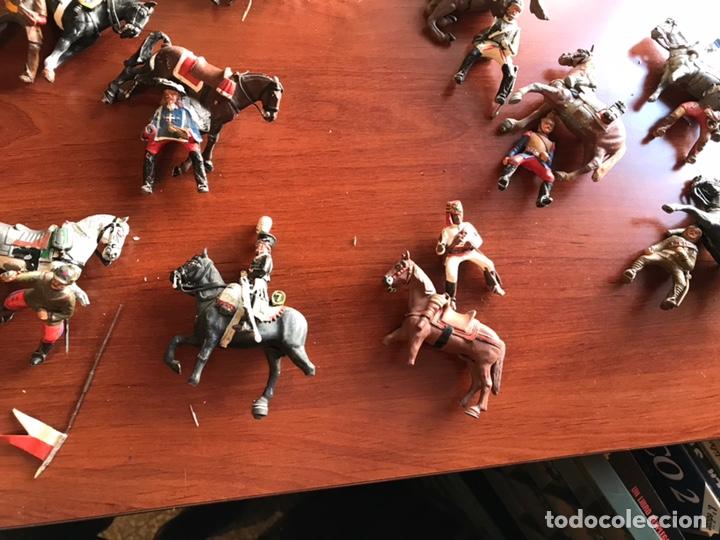 Coleccionismo: Soldados a caballo. Coleccion - Foto 19 - 152718878
