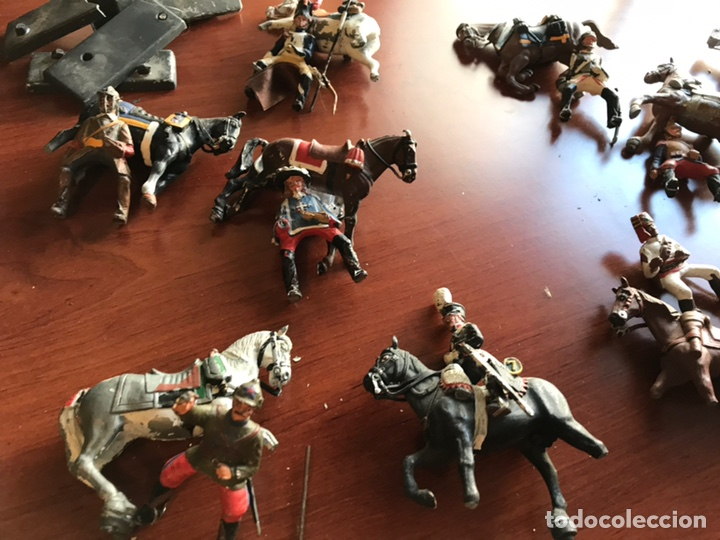 Coleccionismo: Soldados a caballo. Coleccion - Foto 20 - 152718878