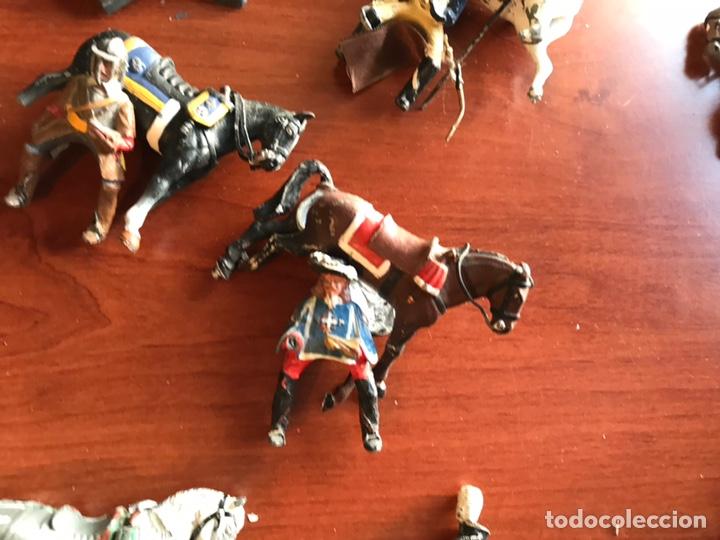 Coleccionismo: Soldados a caballo. Coleccion - Foto 22 - 152718878