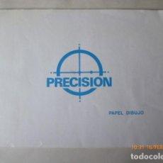 Coleccionismo: BLOC, PAPEL DE DIBUJO , PRECISION, FORMATO A3, . Lote 153057874