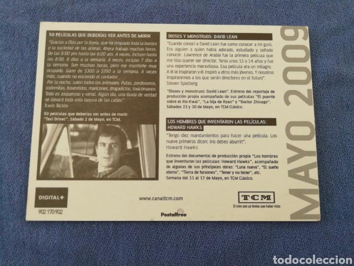 Coleccionismo: Lote Taxi Driver - Foto 5 - 178084925
