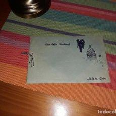 Coleccionismo: PRECIOSA CARPETA DE LA IMPRENTA NINON DE LA HABANA ( CUBA ). Lote 153689114