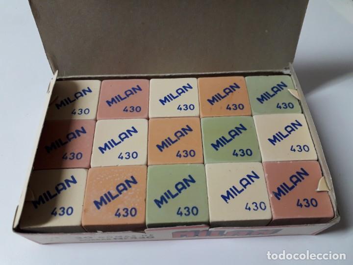 Coleccionismo: Caja de gomas milan - Foto 2 - 154439458