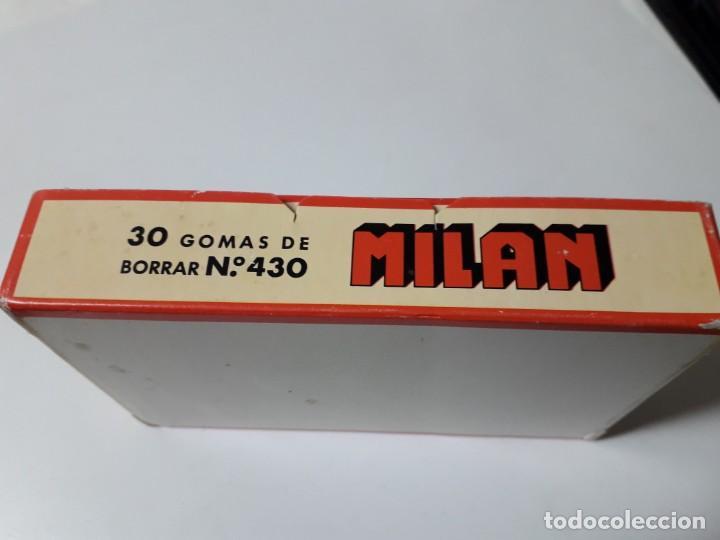 Coleccionismo: Caja de gomas milan - Foto 3 - 154439458