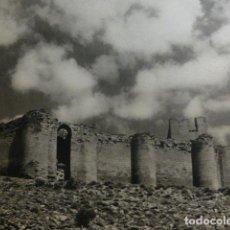 Coleccionismo: DAVALILLO LA RIOJA CASTILLO ANTIGUA LAMINA HUECOGRABADO AÑOS 40. Lote 154540042