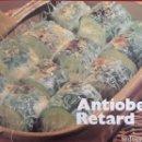 Coleccionismo: FOLLETO ANTIOBES RETARD SEMANARIO DIETETICO 1981. Lote 154592102