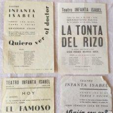 Colecionismo: PROGRAMA DEL CINE PANORAMA (MADRID) DEL 5 DE FEBRERO DE 1940.. Lote 154832978