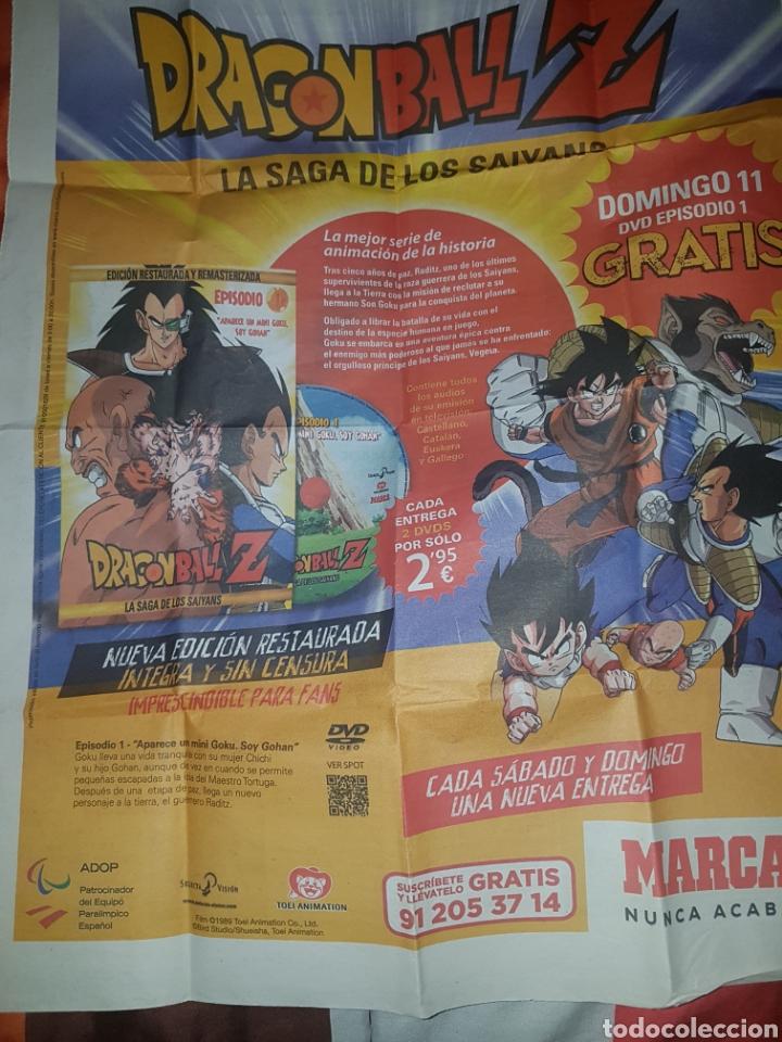 Coleccionismo: Dragonball z y super lote publicidad. - Foto 5 - 154859718