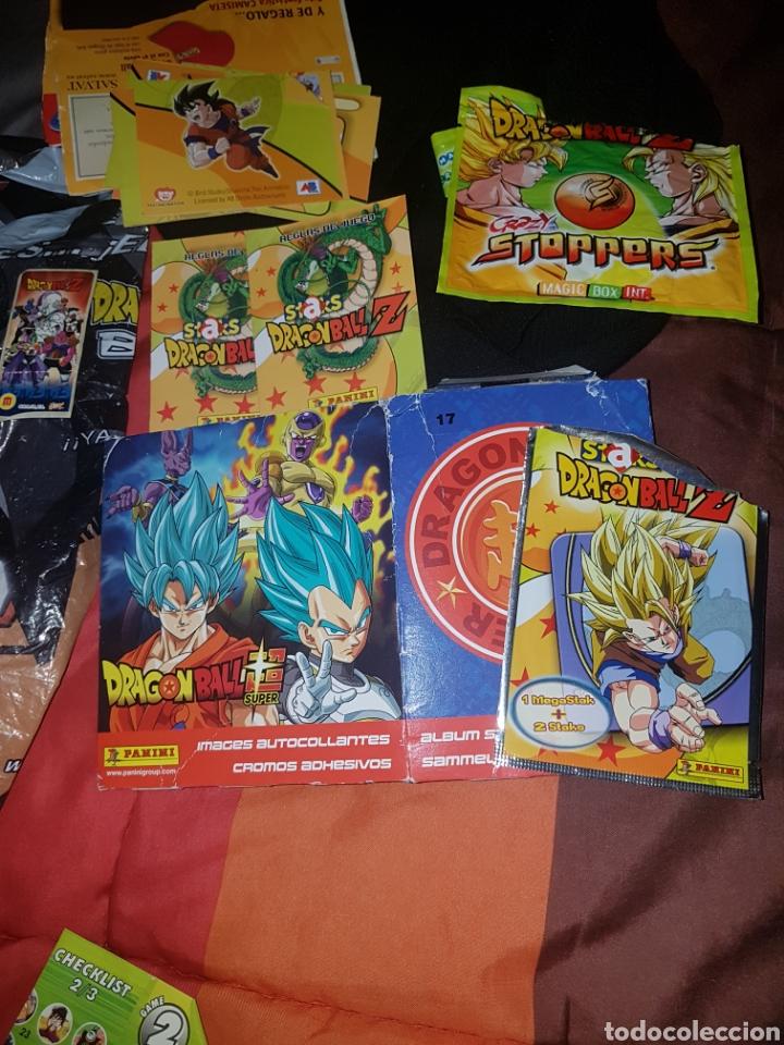Coleccionismo: Dragonball z y super lote publicidad. - Foto 7 - 154859718