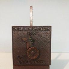 Coleccionismo: RECUERDO SOUVENIR DE LA FAMOSA FERIA DE TODOS LOS SANTOS DE COCENTAINA, VALENCIA.. Lote 155518597