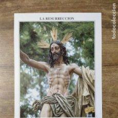 Coleccionismo - mff.- folleto religioso cofradia la resurreccion.-pasos. sagrada resurreccion de nuestro señor - 155681310