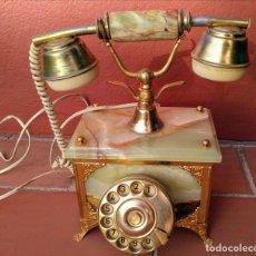 Coleccionismo: TELEFONO DE MÁRMOL ITALIANO. Lote 155693002