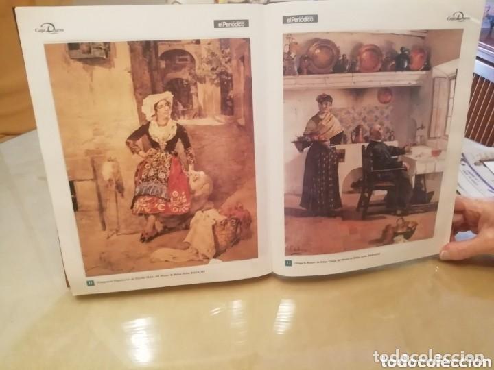Coleccionismo: Libro de oro historia arte en Extremadura. Láminas antiguas colecc . - Foto 3 - 155707534