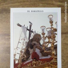 Coleccionismo: MFF.- FOLLETO RELIGIOSO. COFRADIA EL BARATILLO. PASOS. SANTISIMO CRISTO DE LA MISERICORDIA Y NUESTRA. Lote 155840698