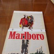 Coleccionismo: EXCELENTE ÁLBUM ADHESIVOS ANTIGUOS NUEVOS MARCAS DE TABACO. Lote 155915058