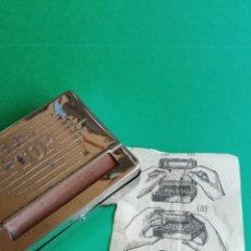 Coleccionismo: MAQUINA DE LIAR CIGARRILLOS ANTIGUA FRANCESA TOP. Lote 155957534