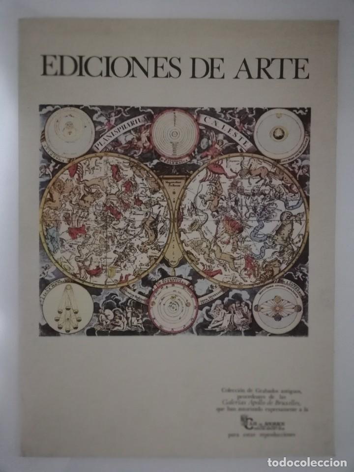 6 LAMINAS 44X33 GALERIAS APOLLO DE BRUXELLES. EDICIONES DE ARTE (Coleccionismo - Laminas, Programas y Otros Documentos)