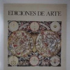 Coleccionismo: 6 LAMINAS 44X33 GALERIAS APOLLO DE BRUXELLES. EDICIONES DE ARTE. Lote 155964622