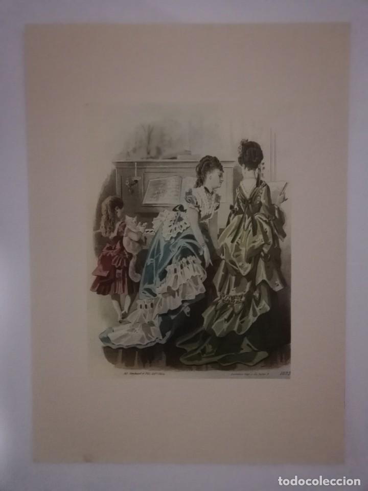 Coleccionismo: 6 Laminas 44X33 Galerias Apollo de Bruxelles. Ediciones de Arte - Foto 2 - 155964622