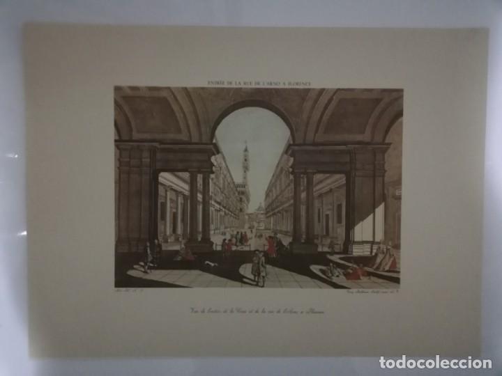 Coleccionismo: 6 Laminas 44X33 Galerias Apollo de Bruxelles. Ediciones de Arte - Foto 3 - 155964622
