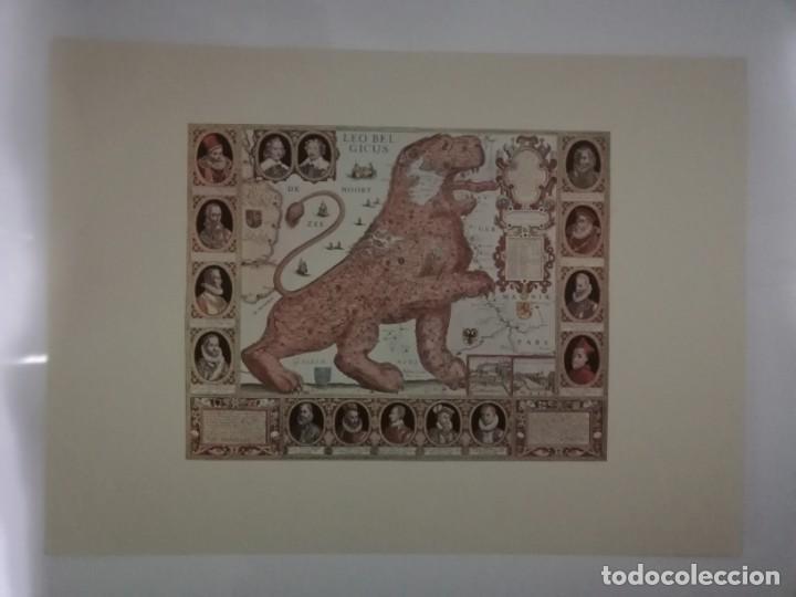 Coleccionismo: 6 Laminas 44X33 Galerias Apollo de Bruxelles. Ediciones de Arte - Foto 5 - 155964622