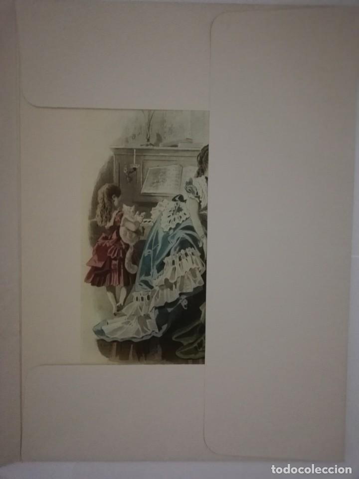 Coleccionismo: 6 Laminas 44X33 Galerias Apollo de Bruxelles. Ediciones de Arte - Foto 8 - 155964622