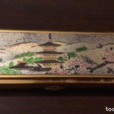 Coleccionismo: PITILLERA JAPONESA MUSICAL FUNCIONA . Lote 156572198