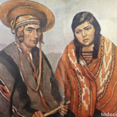 Coleccionismo: TIPOS QUECHUAS. 1934. Lote 156707168