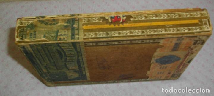 Coleccionismo: CAJA DE PUROS HABANOS POR LARRAÑAGA (( VACIA ))) ( 25 PENETELAS de PRE - REBOLUCION - Foto 4 - 156796694