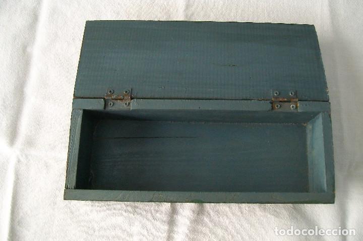 Coleccionismo: CAJITA-LAPICERO BUGATTI TYPE 35 LOUIS CHTRONS VICTORY LAP MALLORY PARK 1932 - Foto 3 - 158234914