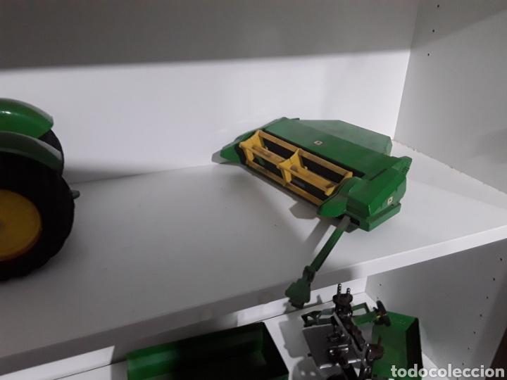 Coleccionismo: Apero John Deere para tractor - Foto 2 - 158708524