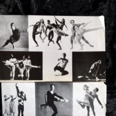 Coleccionismo: MERCE CUNNINGHAM AND DANCE COMPANY - CLUB 49 - SITGES 1966. Lote 158871778