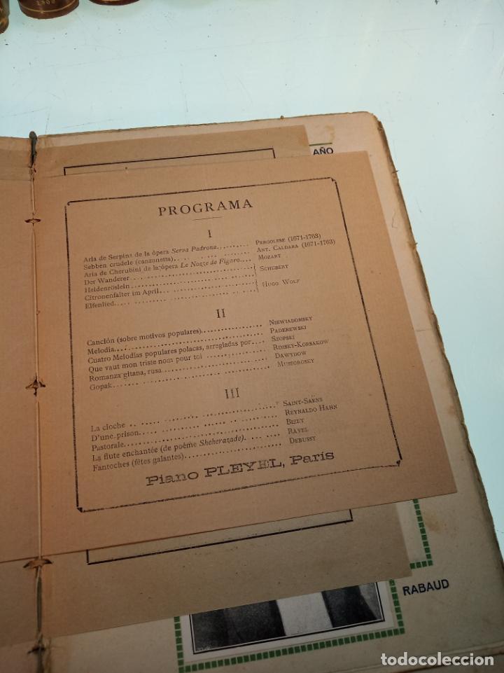 Coleccionismo: Extraordinaria colección de unos 30 programas del teatro Price, teatro del centro y de la comedia. - Foto 14 - 158904758