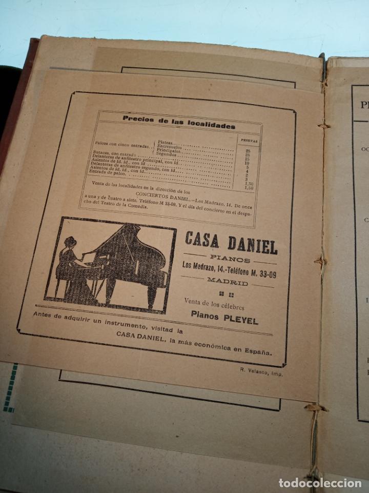 Coleccionismo: Extraordinaria colección de unos 30 programas del teatro Price, teatro del centro y de la comedia. - Foto 15 - 158904758