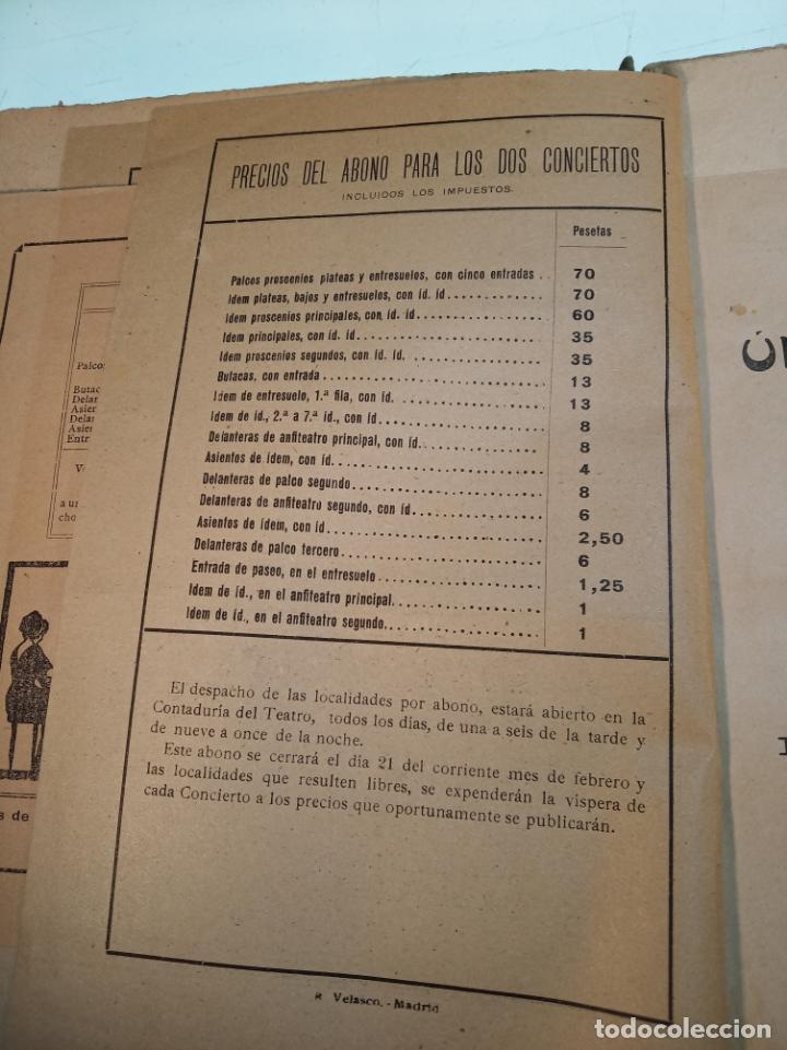 Coleccionismo: Extraordinaria colección de unos 30 programas del teatro Price, teatro del centro y de la comedia. - Foto 17 - 158904758