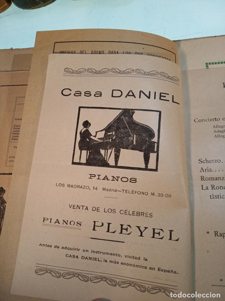 Coleccionismo: Extraordinaria colección de unos 30 programas del teatro Price, teatro del centro y de la comedia. - Foto 19 - 158904758